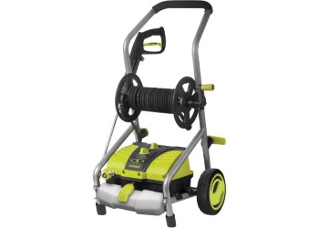 2030 PSI Electric Pressure Washer with Hose and Reel