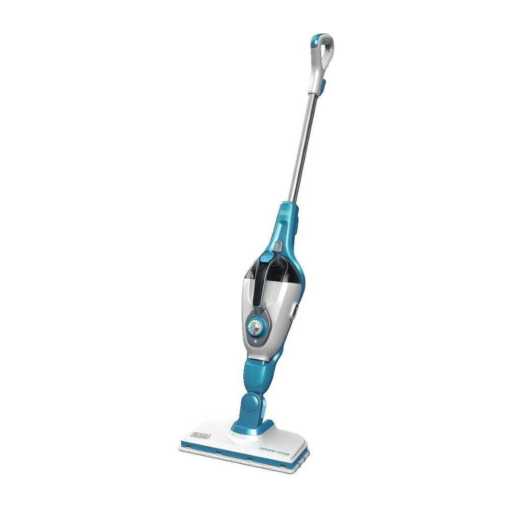 2-in-1 STEAM MOP and Portable Steamer