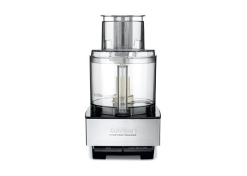 Custom 14™ Food Processor - Brushed Metal