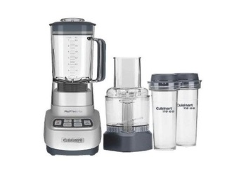Ultra Trio 1 HP Blender/Food Processor with Travel Cups