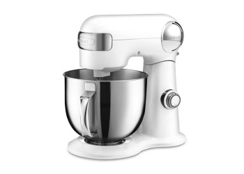 5.5-Quart Stand Mixer - White