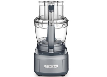 Elemental 13-Cup Food Processor - Gunmetal