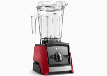 Ascent Series Blender A2300 - Red