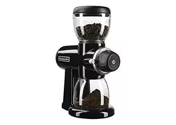 Burr Coffee Grinder - Black
