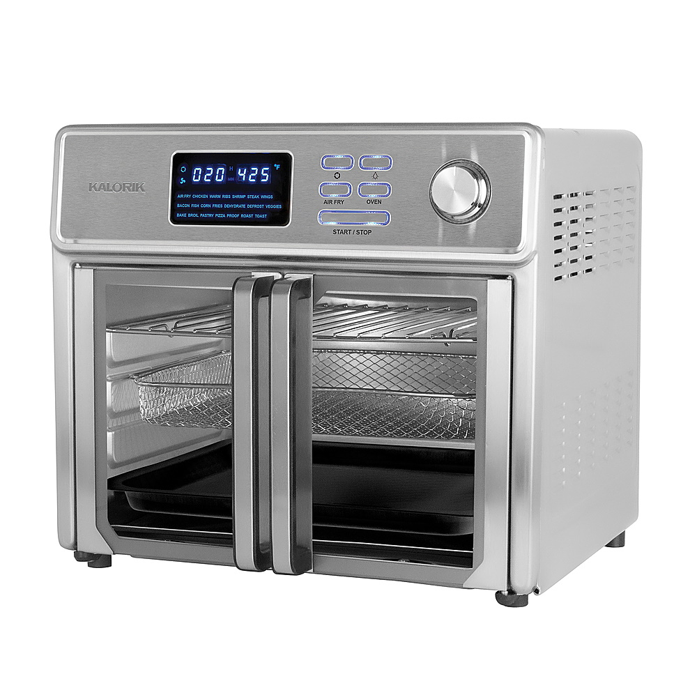 26-Quart Digital MAXX Air Fryer Oven with French Doors