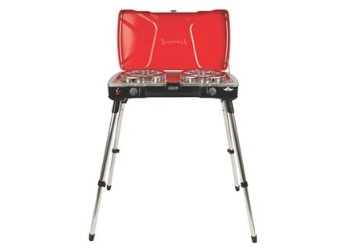 FyreMajor™ 3-in-1 Propane Grill - Red