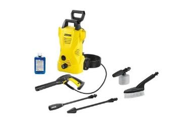 K2 Car Care Kit Electric Pressure Washer