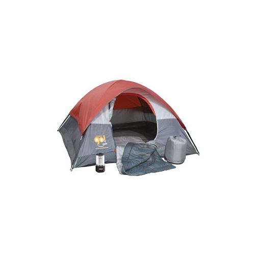 Overnighter Camping Package
