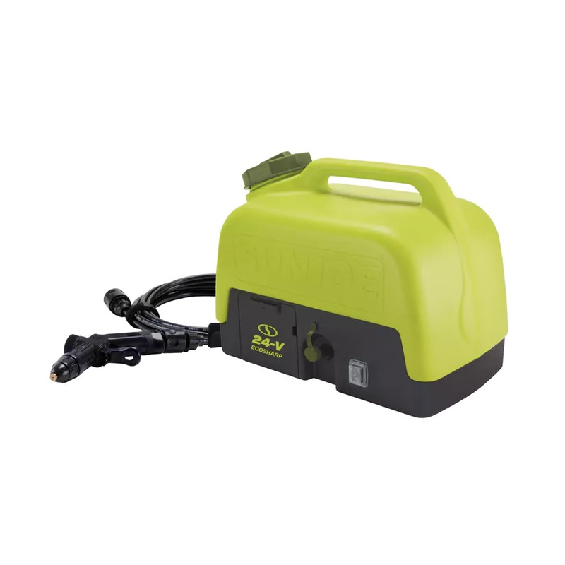 Portable Spray Washer 116-PSI - 5-Gallon