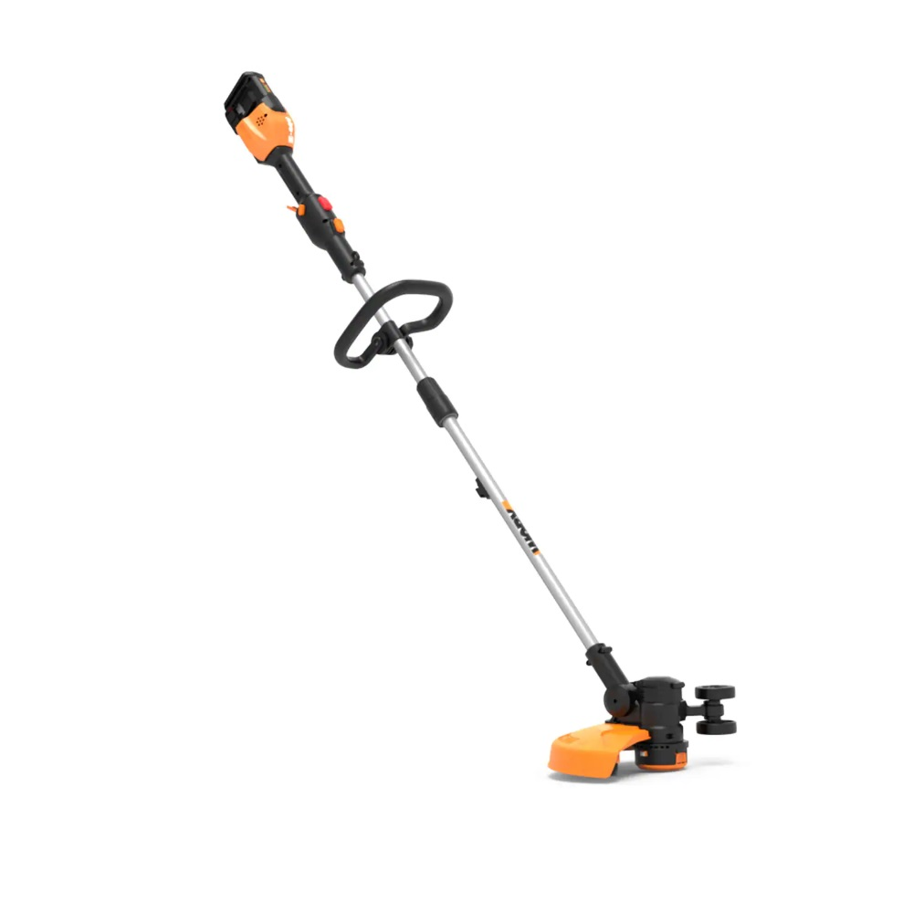 "40V 13"" Cordless String Trimmer & Wheeled Edger"
