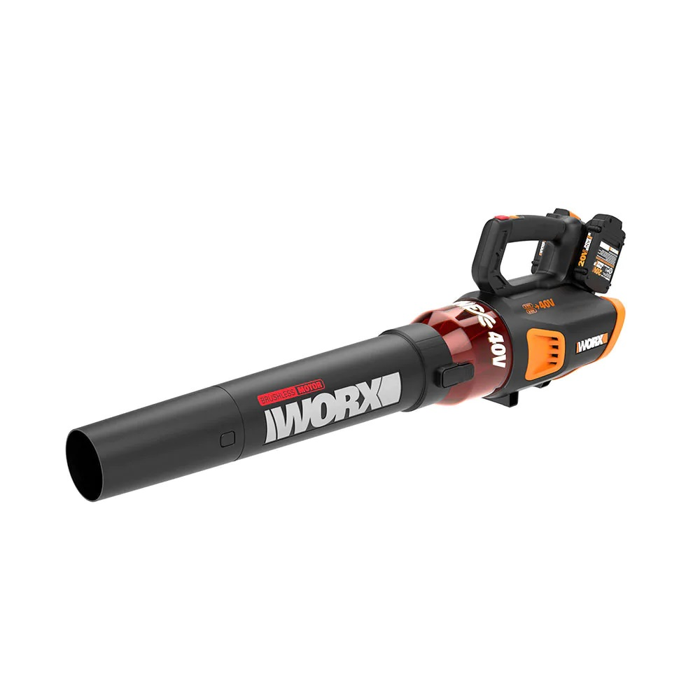 40V TURBINE Cordless Leaf Blower with Brushless
