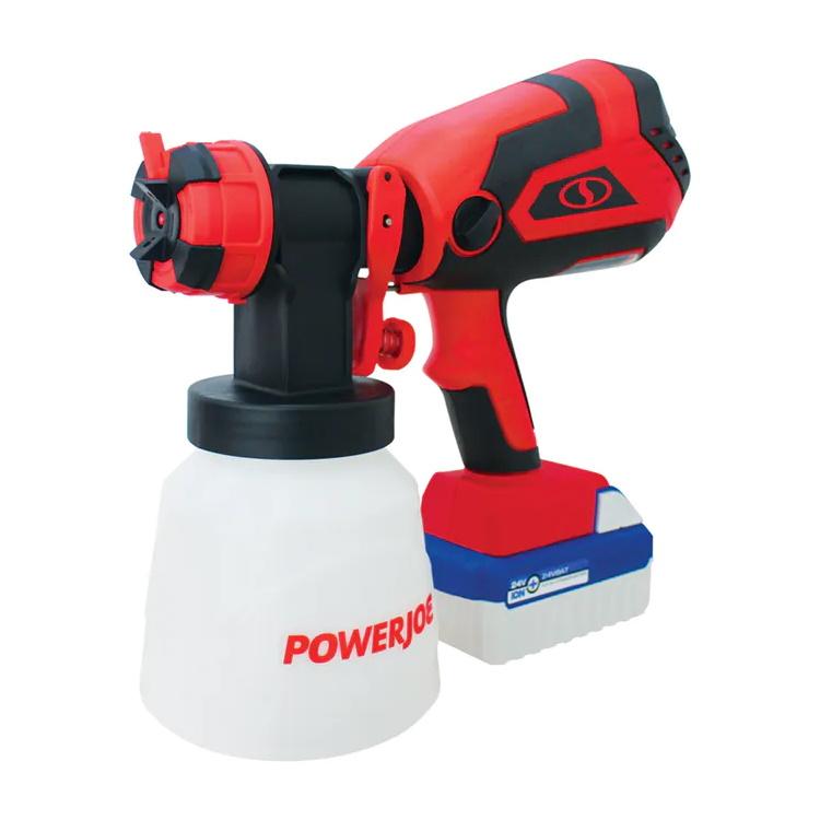24-Volt iON+ Cordless HVLP Handheld Paint Sprayer Kit