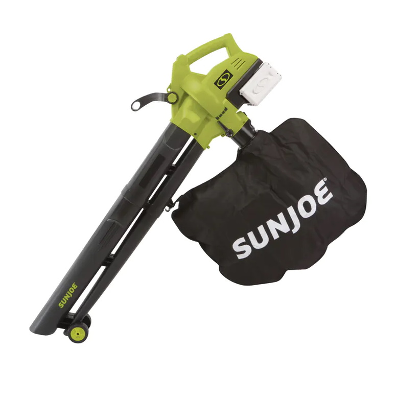 48-Volt iON+ Cordless Blower Vacuum Mulcher Kit