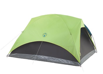 4-Person Screened Dome Darkroom Tent